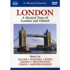 A Musical Journey: London [DVD]