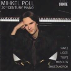 20th Century Piano [CD]