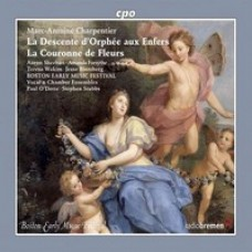La Descente d'Orphee aux Enfers [CD]