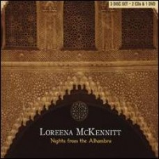 Nights from the Alhambra (Live) [2CD+DVD]
