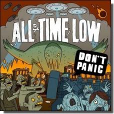 Don't Panic [CD]