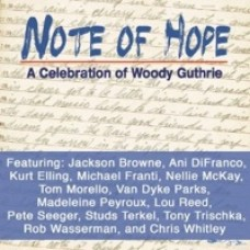 Note of Hope: A Celebration of Woody Guthrie [CD]