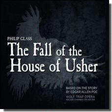 The Fall of the House of Usher (Oper) [2CD]