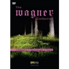The Wagner Collection [3DVD]