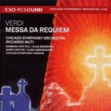 Messa Da Requiem [2CD]