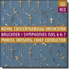 Bruckner: Symphonies 6 & 7 [2CD]