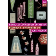 Beethoven: Symphonies [3DVD]