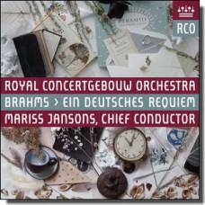 Brahms: Ein Deutsches Requiem [CD]
