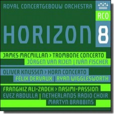 Horizon 8 [CD]