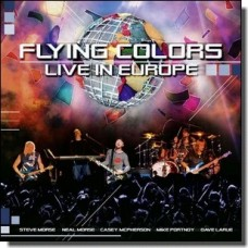 Live In Europe [2CD]