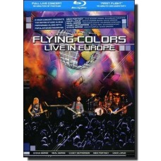 Live In Europe [Blu-ray]