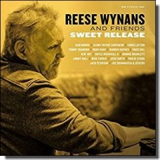 Reese Wynans and Friends: Sweet Release [CD]