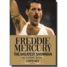 Freddie Mercury: The Greatest Showman [2DVD]
