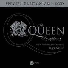 The Queen Symphony [Special Edition] [CD+DVD]