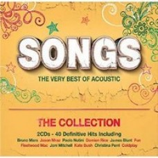 Songs (The Very Best of Acoustic) - The Collection [2CD]