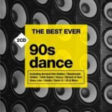 The Best Ever 90s Dance [2CD]