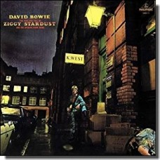 The Rise and Fall of Ziggy Stardust and the Spiders From Mars [LP]