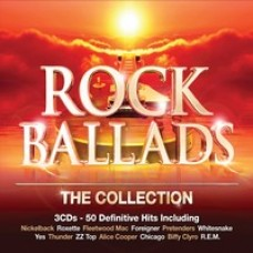 Rock Ballads - The Collection [3CD]