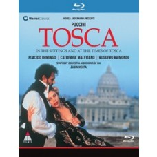 Tosca - In the Settings and at the Times of Tosca [Blu-ray]