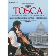 Tosca - In the Settings and at the Times of Tosca [DVD]