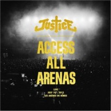 Access All Arenas (Live) [CD]