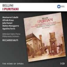 I Puritani [3CD]