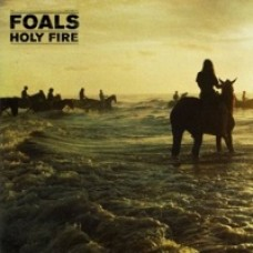 Holy Fire [CD]