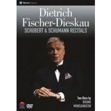 Schubert & Schumann Recitals [DVD]