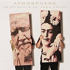 Frida Kahlo vs. Ezra Pound [CD]
