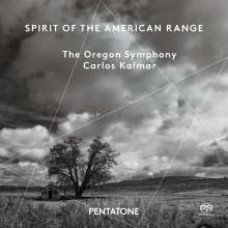 Spirit of the American Range [SACD]