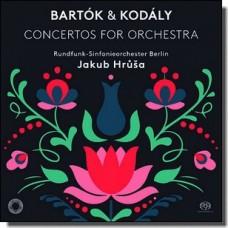 Concertos for Orchestra [Super Audio CD]