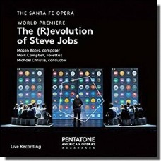 The (R)evolution of Steve Jobs [2SACD]