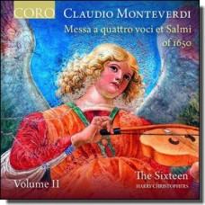 Messa a quattro voci et salmi 1650 Vol. 2 [CD]