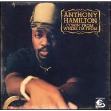 Comin' from Where I'm From [CD]