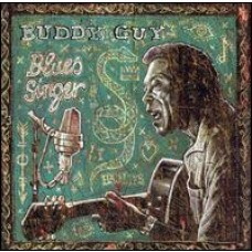Blues Singer [CD]