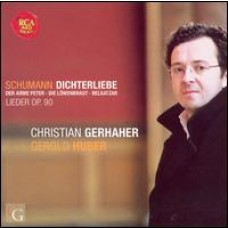 Dichterliebe; Lieder Op. 90 [CD]