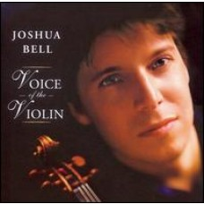 Voice of the Violin [CD]