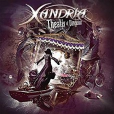Theater of Dimensions [CD]