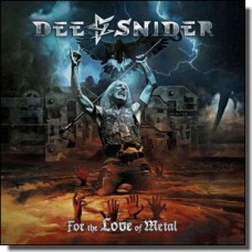 For the Love of Metal [CD]