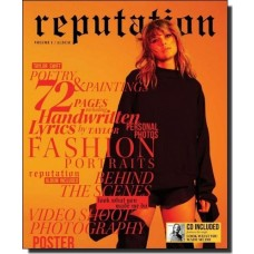 Reputation [Magazine Edition 1] [CD]
