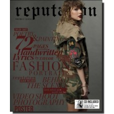 Reputation [Magazine Edition 2] [CD]