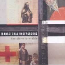 The Stone Turntable [CD]