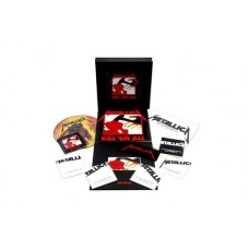 Kill 'Em All [Deluxe Box] [4LP+5CD+DVD]