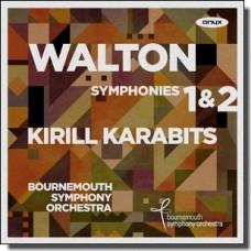 Symphonies 1 & 2 [CD]