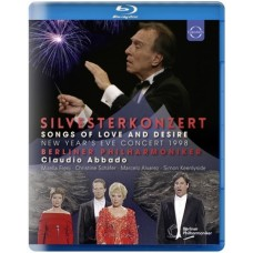 Songs of Love and Desire - New Year's Eve Concert 1998 [Blu-ray]