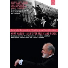 A Life for Music and Peace [5DVD]