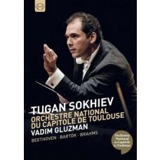 Beethoven - Bartok - Brahms [DVD]
