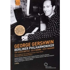 George Gershwin - Berliner Philharmoniker [3DVD]