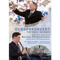 Europakonzert 2017 from Cyprus [DVD]