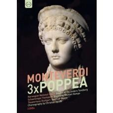 L'incoronazione di Poppea [3DVD]